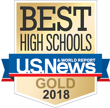 US News Best HS Logo